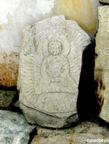 buddha engraving